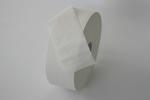 Toilettenpapier , 2 - lagig ,Tissue , weiß ,Großrolle 400 m